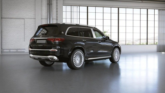 GLS Mercedes-Maybach  600 4MATIC