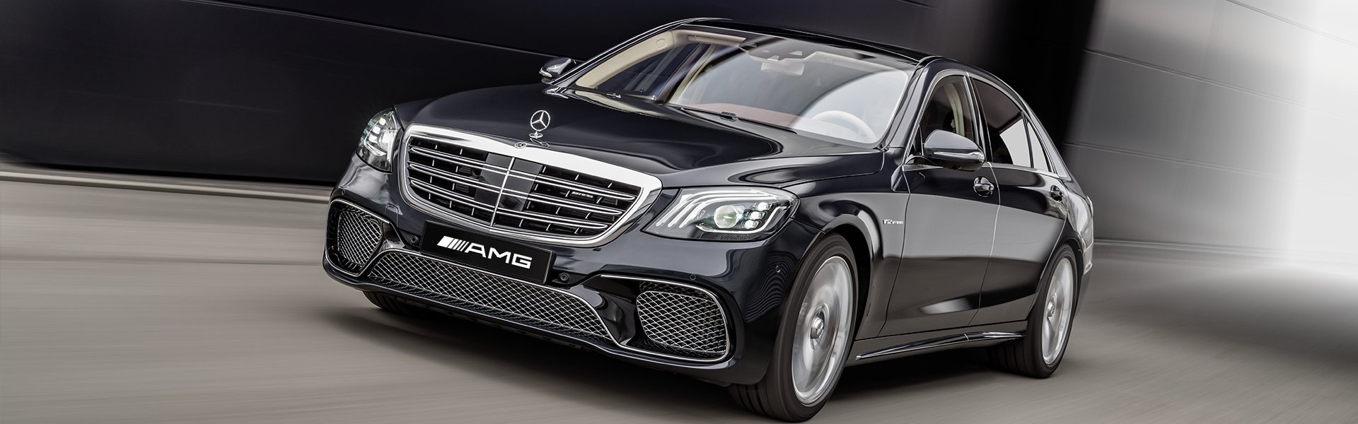 Mercedes-AMG S-Класс седан
